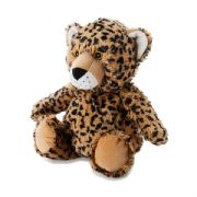 Warmies Cozy Plush Leopard Microwaveable Soft Toy